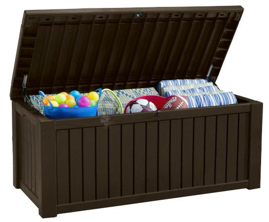 Skrzynia ogrodowa Keter Rockwood Box 570L