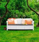 Sofa ogrodowa Corfu Love Seat Max