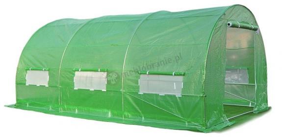 Tunel foliowy metalowy 4,5*3m