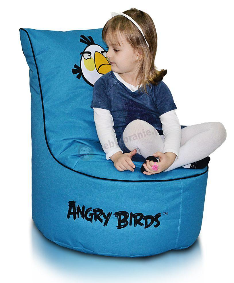 Pufa White Bird Matilda Seat S