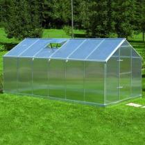 Szklarnia ogrodowa z poliwęglanu Gutta F6 4,48*2,3m