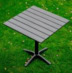 Kwadratowy stół kawowy Duo