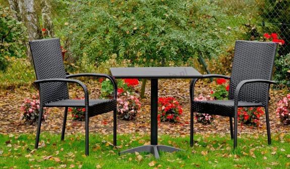Zestaw mebli stołowych Duo