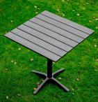 Kwadratowy stolik pollywood