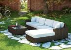 Milano Royal nr 4 sofa ogrodowa