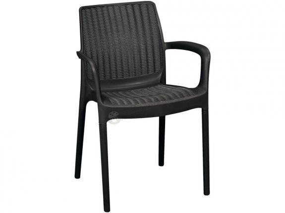 Krzesło Bali Mono Antracyt