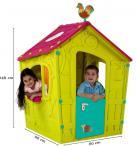 Domek ogrodowy dla dzieci Magic Playhouse wymiary