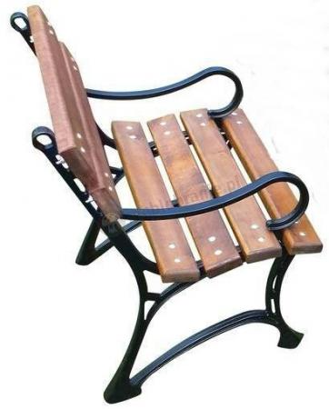 Krzesło z podłokietnikami Restor
