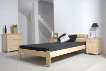 Łóżko drewniane 120x200cm Saranda