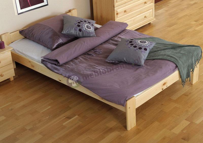 Łóżko 120cm sosnowe Celly