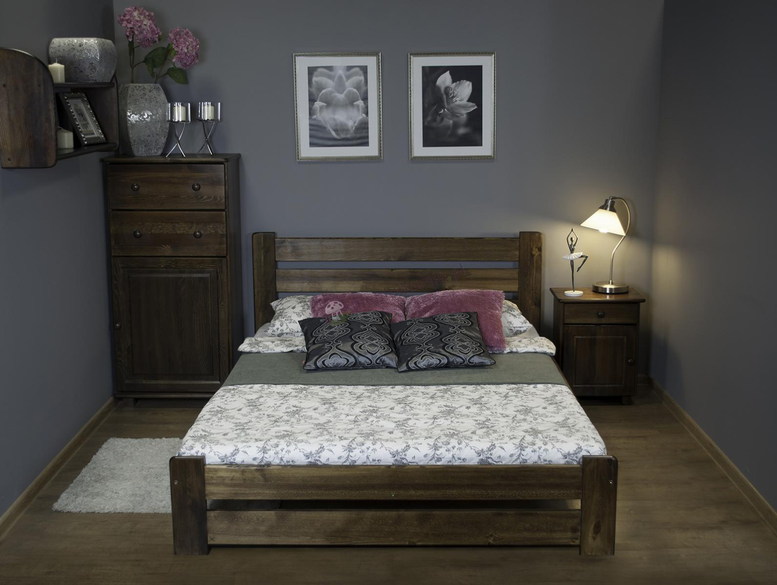 Łóżko Mati