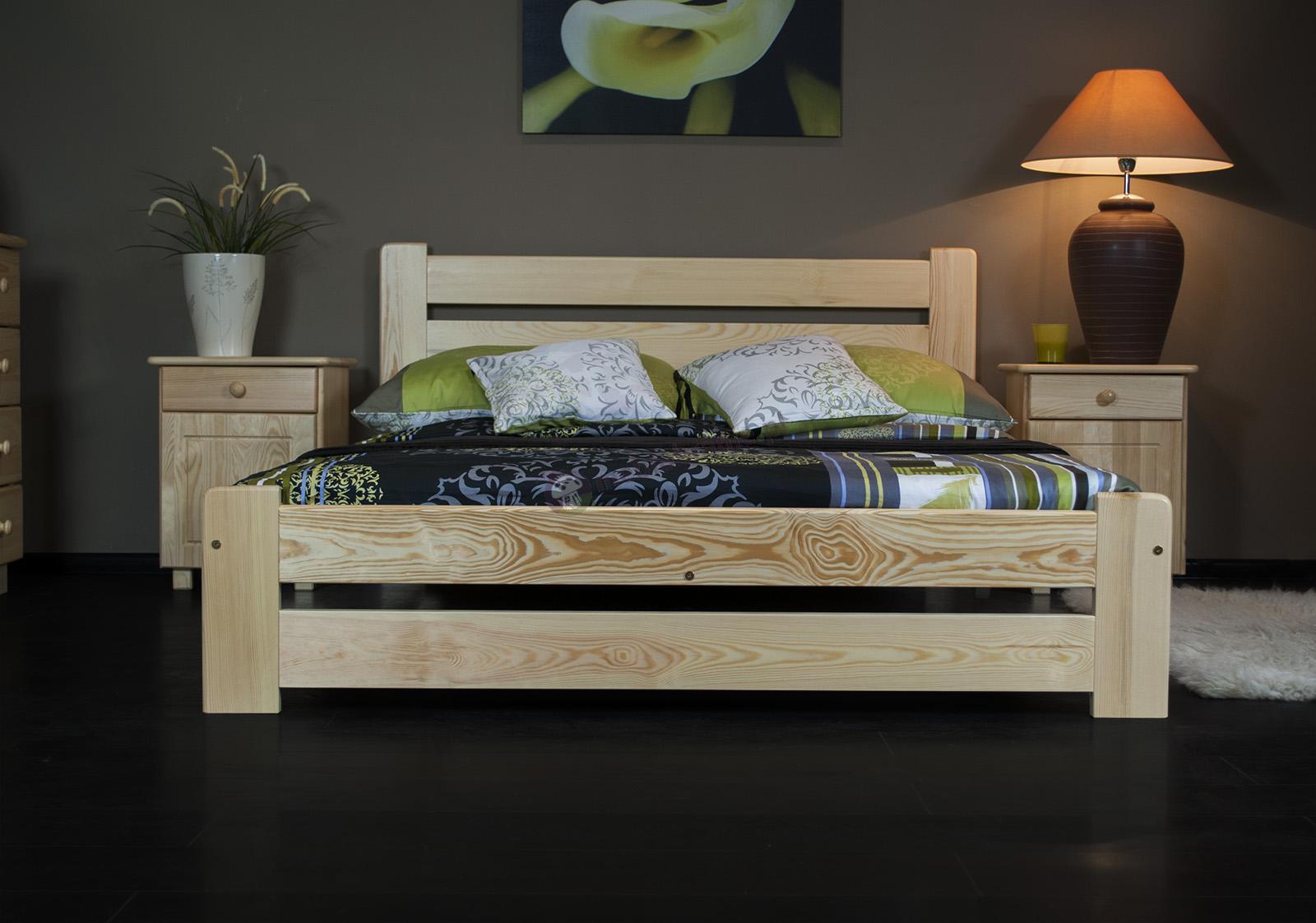 Łóżko Kreta
