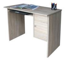 Komputerowe biurko z szafką Bajt 3