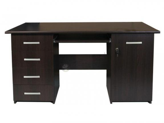 Duże biurko z szufladami Mirek