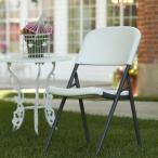 Składane krzesło kateringowe z tworzywa