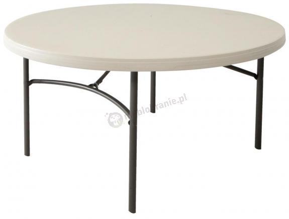 Okrągły stół cateringowy 152 cm (komercyjny)