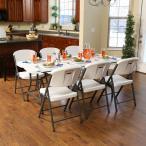Stół składany cateringowy bankietowy Lifetime