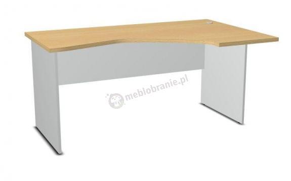 Duże biurko narożne Svenbox Invest VBH047