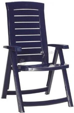 Krzesło Aruba Niebieskie