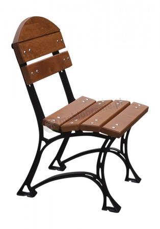 Żeliwne krzesła ogrodowe Restor Deluxe