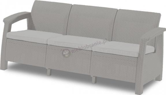 Sofa 3 osobowa Corfu Love Seat Max