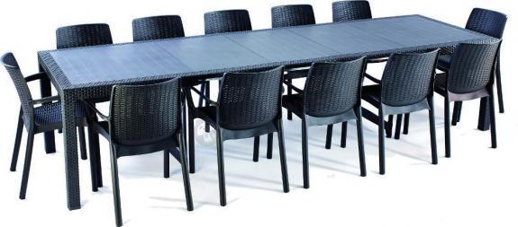 Stół rozkładany Symphony 3