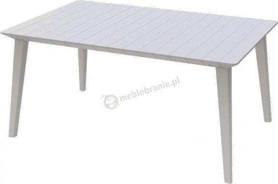 Stół ogrodowy Lima Allibert biały