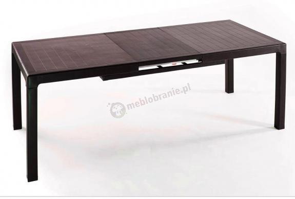 Stół ogrodowy Sonata brązowy