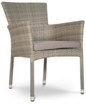 Lerida Grey krzesło technorattan