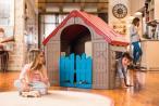 Keter Foldable Playhouse - składany domek dla dzieci