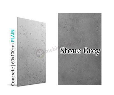 Loft Concrete Stone Grey 100x60 - Panele imitujące beton