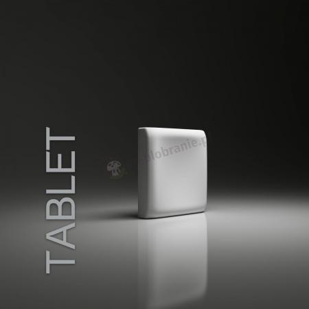 Dunes Tablet - Gipsowe panele 3D na ścianę