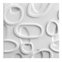 Model Okręgi ArtPanel - Gipsowe panele geometryczne