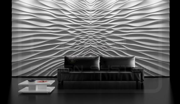 Aranżacja wnętrza Model Illusion - Loft Design System