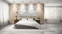 Mural Mougins - Loft Design System - Panele gipsowe 3D
