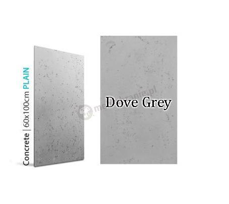 Loft Concrete Dove Grey 100x60 - Panele imitujące beton