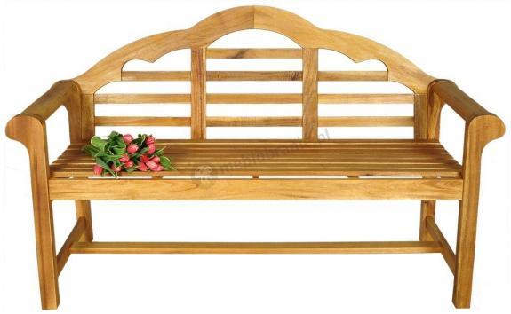 Holland ławka ogrodowa drewniana
