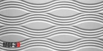 Ścienne panele MDF 3D model 004
