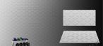 Ścienne panele MDF 3D model 011