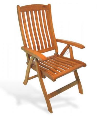 Fotel 7 pozycyjny - Kansas.