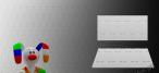Ścienne panele MDF 3D model 021