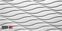 Ścienne panele MDF 3D model 035