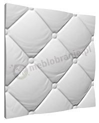 Gipsowe panele dekoracyjne 3D na ścianę Diamant - ZD Design