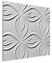 Fiori - ZD Design - Gipsowe panele 3D