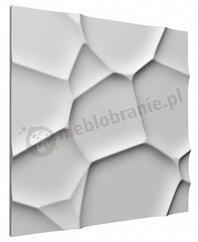 Gipsowe panele dekoracyjne 3D na ścianę Terra - ZD Design