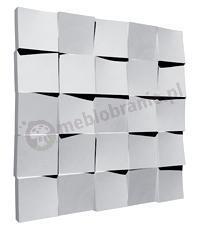 Gipsowe Panele Dekoracyjne 3d Na ścianę Cube Zd Design