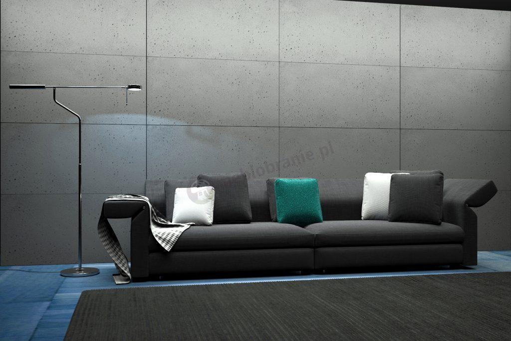 Panele gipsowe ZD Design Beton Architektoniczny