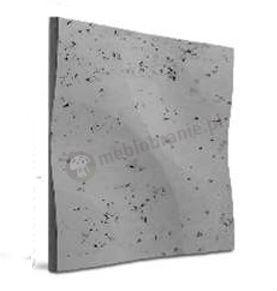 Model 01 Curves Stone grey - Panele 3d imitujące beton