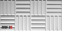 Ścienne panele MDF 3D model 010
