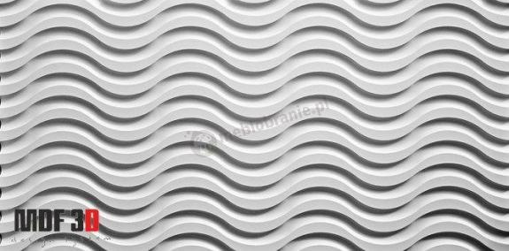 Ścienne panele MDF 3D model 034